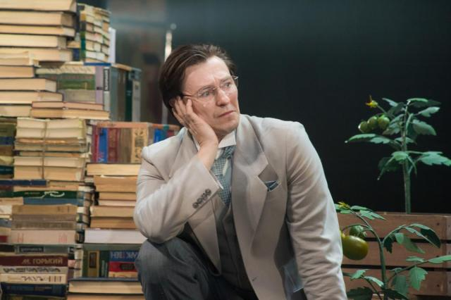 Премьера «Дяди Вани» в постановке Сергея Безрукова будет транслироваться онлайн
