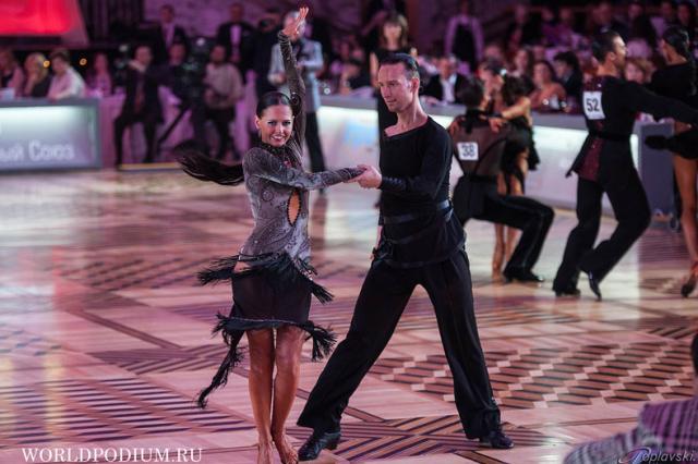 Кубок мира по латиноамериканским танцам среди профессионалов