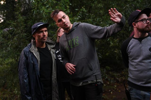Первые кадры со съёмок хоррора «Рассвет»