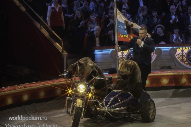 Большое гала-представление к 100-летию отечественного государственного цирка в эфире Первого канала!