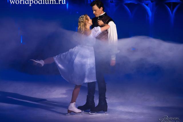 Московская премьера шоу «Ромео и Джульетта» Ильи Авербуха