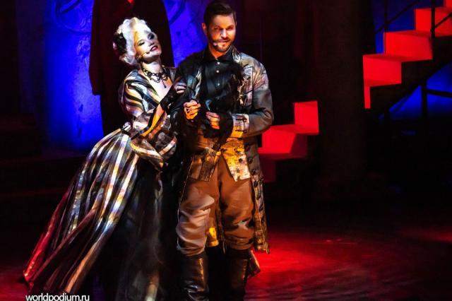 Глеб Матвейчук представил премьеру мюзикла «Опасные связи»: «Искать в любви себе побед - опасная игра!»