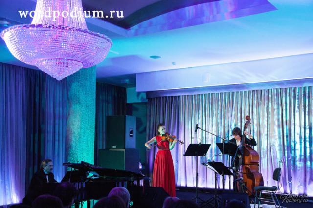 Триумф танго на сцене Кремлевского Дворца
