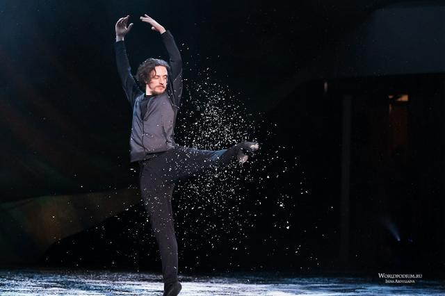 Эксклюзив с репетиции: Сергей Полунин готовится к премьере балета «Красная Шапочка» в «Зарядье»