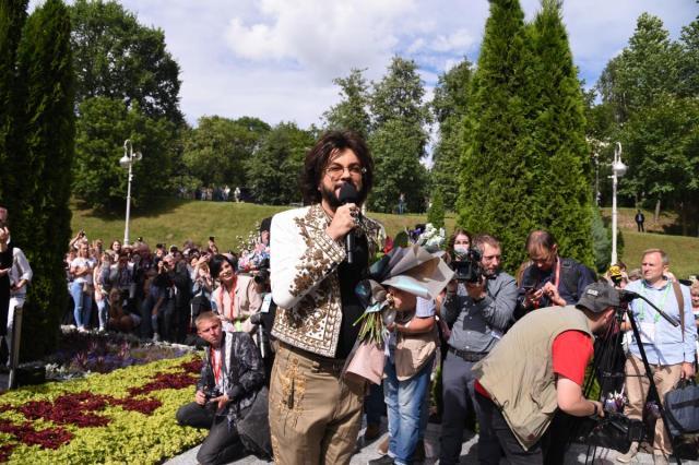 """Гала-концерт открытия """"Славянского базара- 2020"""" был посвящен теме любви к жизни"""
