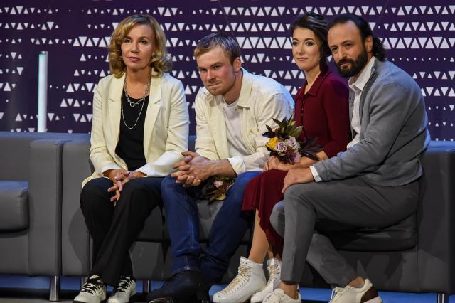 Первый выпуск нового сезона шоу «Ледниковый период» на Первом канале: виртуозная ледовая феерия!