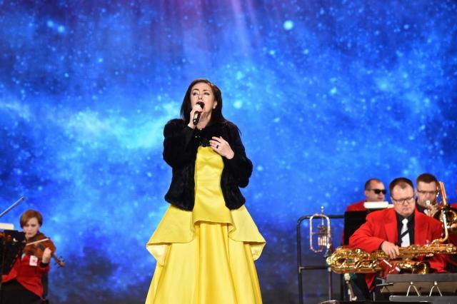 """Тамара Гвердцители поменяла музыкальный инструмент прямо на сцене """"Славянского базара"""""""