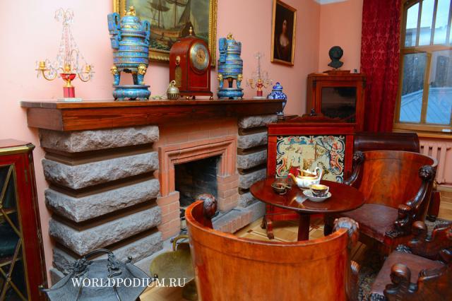 Музей-квартира Алексея Толстого - уголок гостеприимства для каждого!