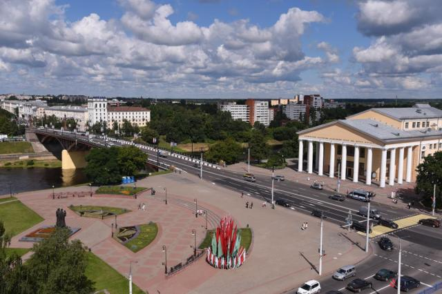 Денис Безруков: «Теперь не только деятели литературы и искусства будут награждаться премиями Союзного государства»