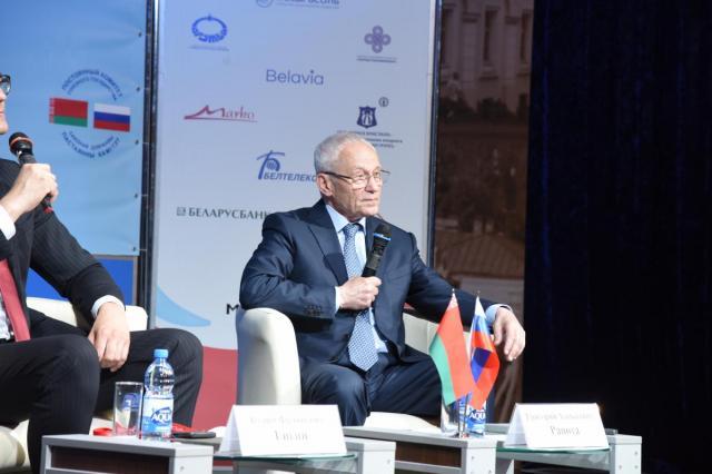 Григорий Рапота: диалог культур и литератур России и Белоруссии очень важен