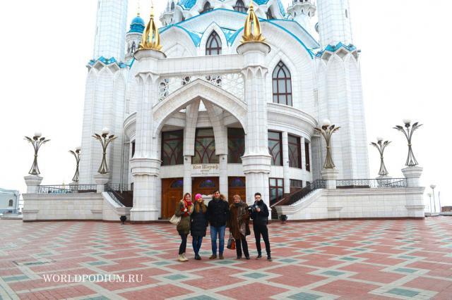 Путевой дневник. Здравствуй, Казань! #2