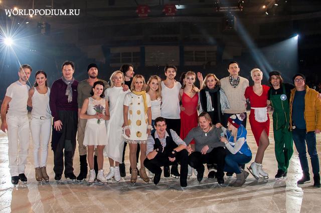 «Вместе и навсегда!», - команда Ильи Авербуха отправилась в гастрольный тур с новым шоу!
