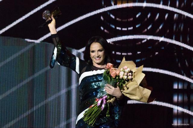 София Ротару выступит на «Вечере премьер» и Церемонии закрытия конкурса «Новая волна 2019» в Сочи