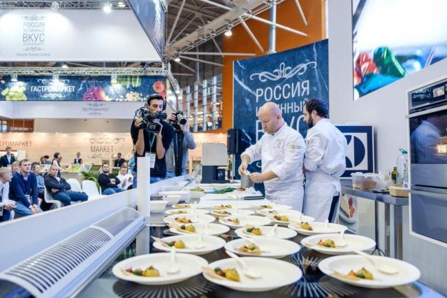 В Москве прошел Гастрономический фестиваль Discover Russian Cuisine при поддержке Electrolux