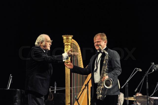 Мишель Легран и Игорь Бутман вместе выступят на World Jazz Festival