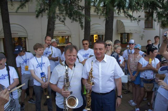 Sochi Jazz Festival Игоря Бутмана пройдёт в Сочи 3-6 августа 2017 года