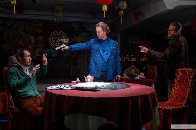 «Джентльмены» стали самым кассовым фильмом Гая Ричи в России