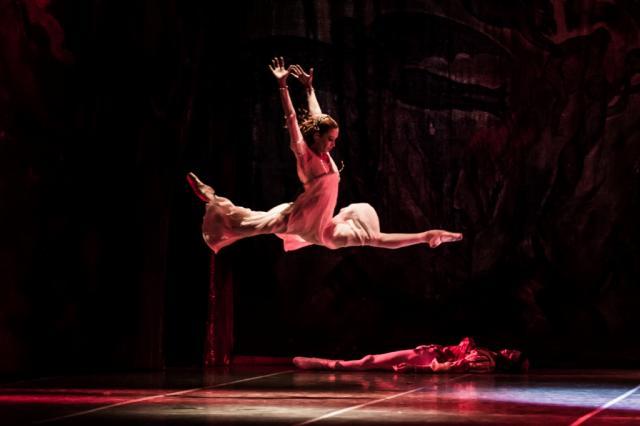 Прима Театра классического балета Екатерина Березина станцует Джульетту в Кремле