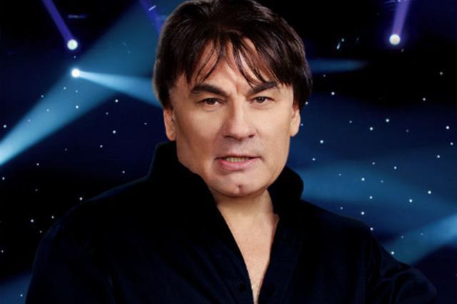 Концерт Александра Серова в Москве