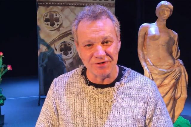 Георгий Делиев: «Даже в нынешней ситуации на Украине Одесский юмор живет»