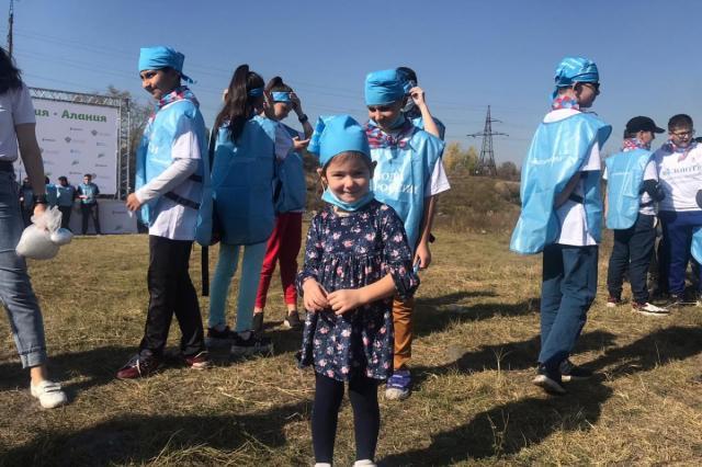 Экодобровольцы очистили от мусора берега Терека и еще пяти рек