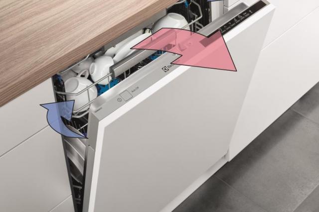 Electrolux запускает новое поколение посудомоечных машин с технологией сушки AirDry