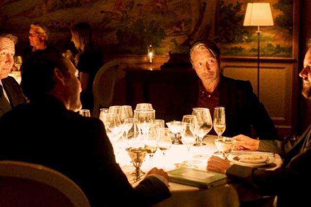 Фильм Томаса Винтерберга «Ещё по одной» получил номинацию на премию «Золотой глобус»