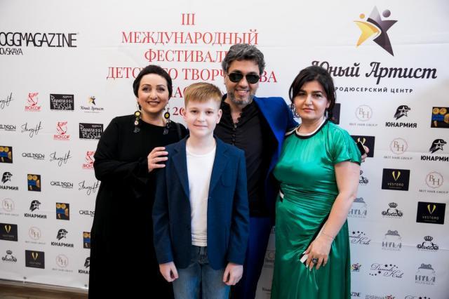 «Юный Артист» презентовал новый семейный мюзикл «Счастье»