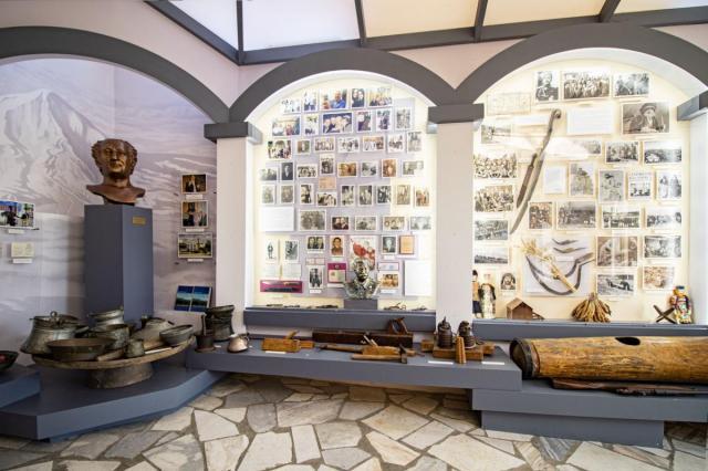 В России предлагают создать Ассоциацию этнографических музеев
