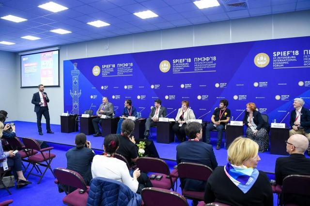 На Петербургском международном экономическом форуме представят кухни разных народов мира