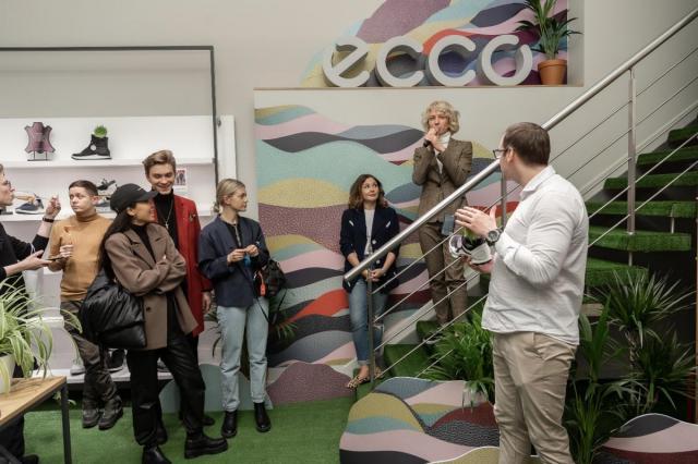Презентация коллекции ECCO сезона весна-лето 2020: жизнь в движении!