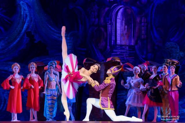 "Балет ""Щелкунчик"" на сцене Кремля!"