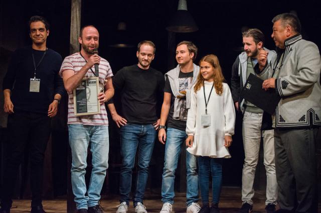 Закрытие Третьего Международного фестиваля Мартина МакДонаха