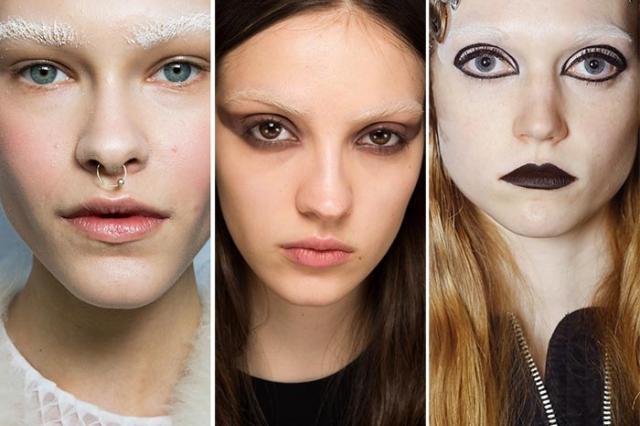 Модные тренды в макияже 2017
