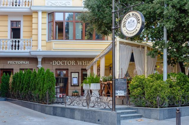 В ресторане Doctor Whisky (Ялта) в разгаре «Крымские гастрономические каникулы»