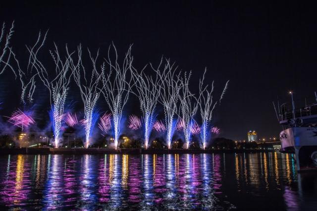 18 и 19 августа состоится Международный фестиваль фейерверков «Ростех»
