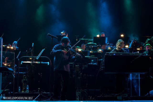 DJ Smash выступит с симфоническим оркестром «Русская филармония»
