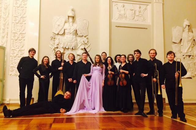 «Лучшие оперные арии барокко» на сцене Большого зала Санкт-Петербургской филармонии