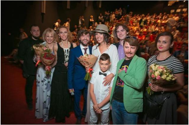 Премьера фильма-инсталляции «Преображение»  на 38 Московском кинофестивале