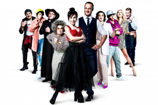 Cоздатели российской постановки бродвейского мюзикла «Первое свидание» объявили актерский состав