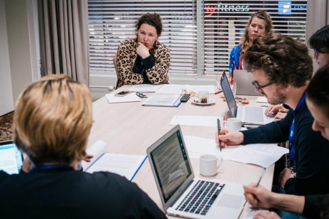 Прошла учебная программа Таллиннской лаборатории Европейского форума жанров
