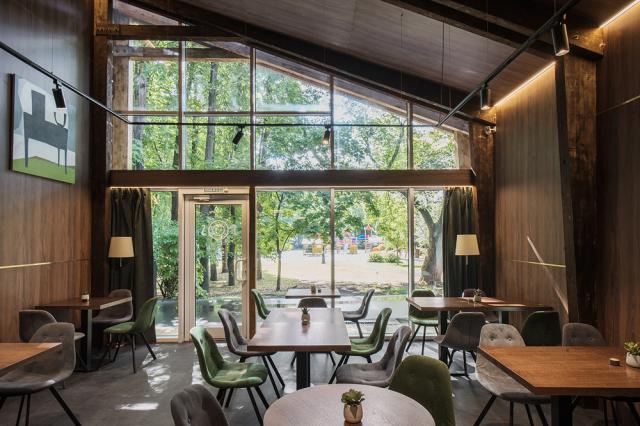 Владелец коворкингов «Рабочая станция» открыл кафе FOS