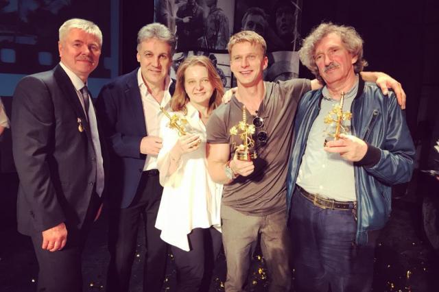 «КРЫМ» Алексея Пиманова получил наивысшую награду на ХVI Международном фестивале военного кино имени Ю.Н. Озерова