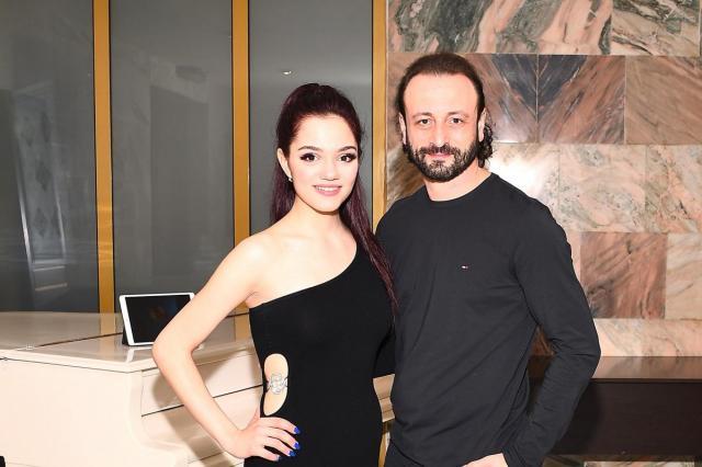 Илья Авербух поздравил Евгению Медведеву с 20-летием