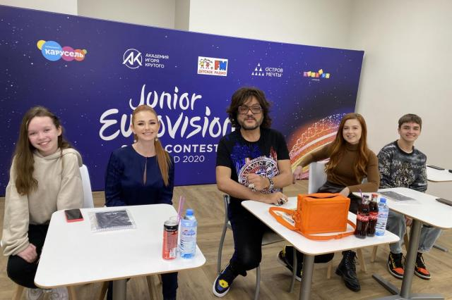 София Феськова заняла 10 место на «Детском Евровидении–2020»