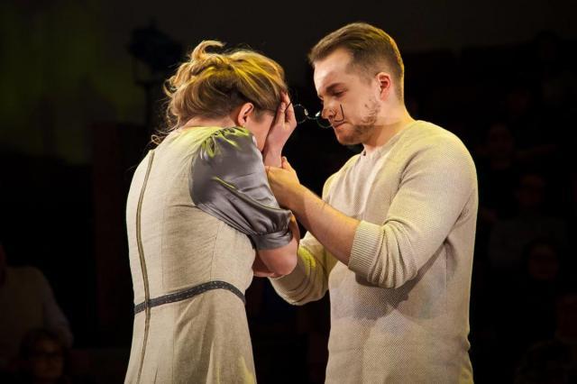 «Дачники» в театре «Сфера»