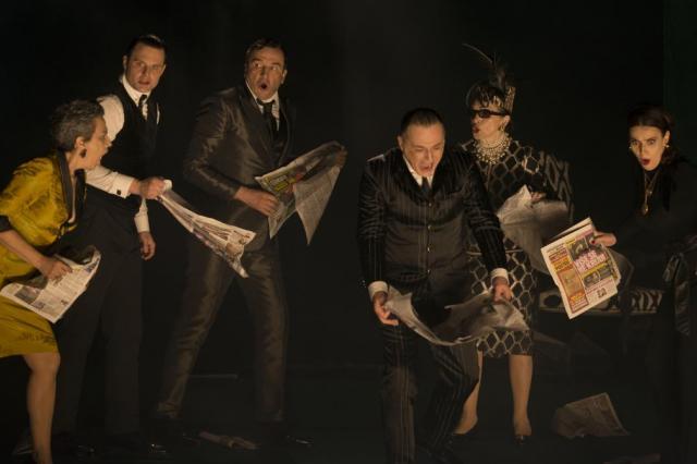 Югославский драматический театр представит спектакль «Это так (если вам так кажется)» в Малом театре