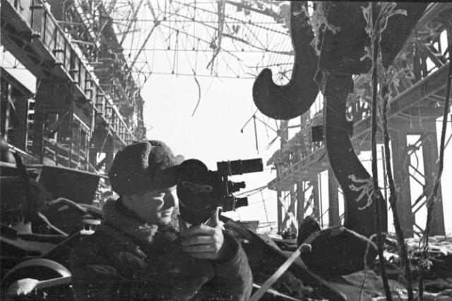 Памятник военным кинооператорам может появиться в Москве
