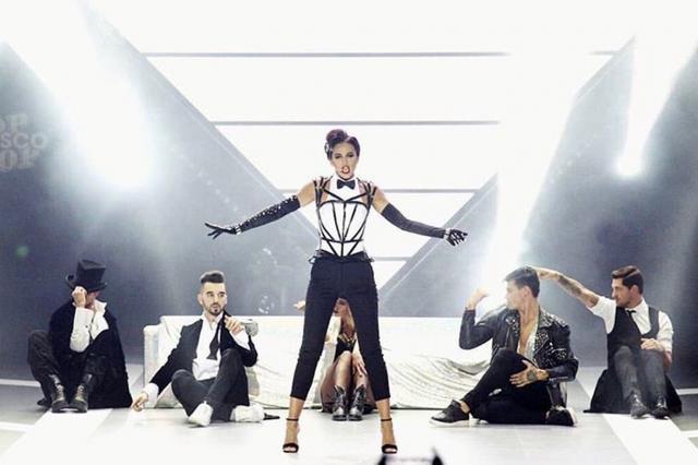 Жасмин, Зара и Слава перепели мировые хиты