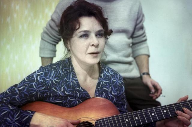Актриса Нина Ургант отмечает 90-летний юбилей